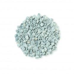 Gravier concassé marbre bleu
