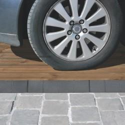 Terrasse bois clipsable dalle carrossable