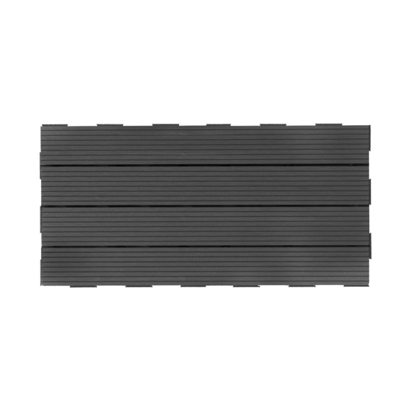 snap and go decking composite gris