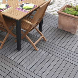 snap and go terrasse composite gris