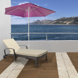 snap and go terrasse composite